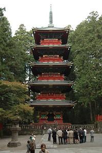 Five Storied Pagoda, Nikko Nikko