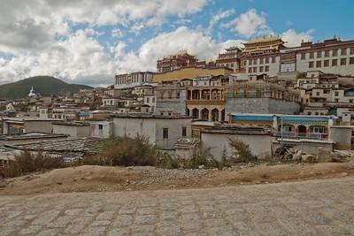 Ganden Sumtseling Monastery, Zhongdian