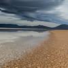 Desert playa
