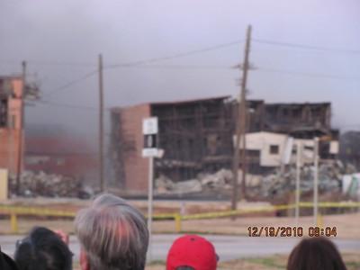Sugar Land, Sugar Factory Implosion/Demolition
