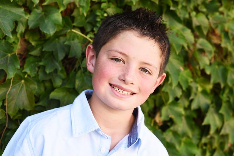 Buhr Child Portrait