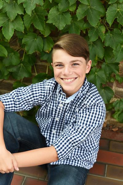 Lemar Child Portrait