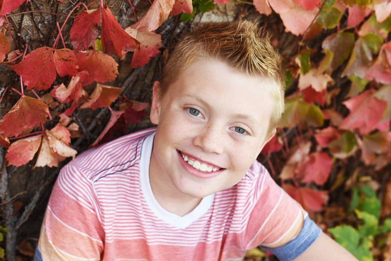 Will Child Portrait