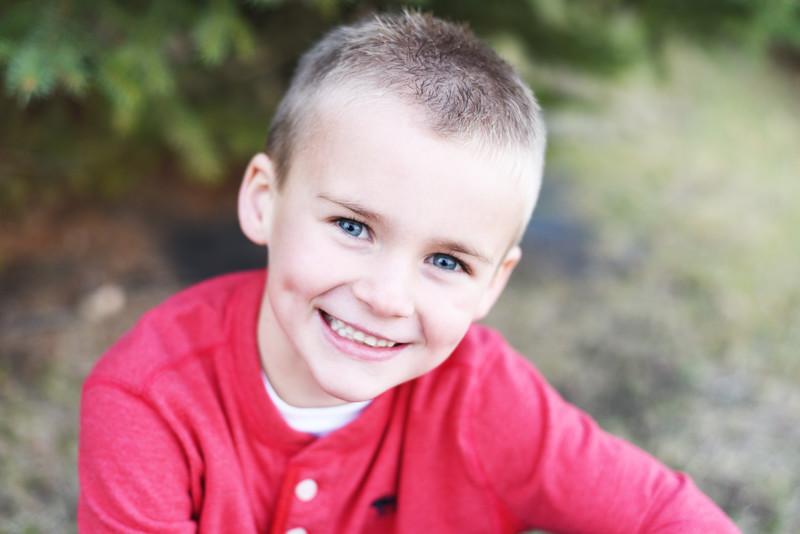 Nelson Child Portrait