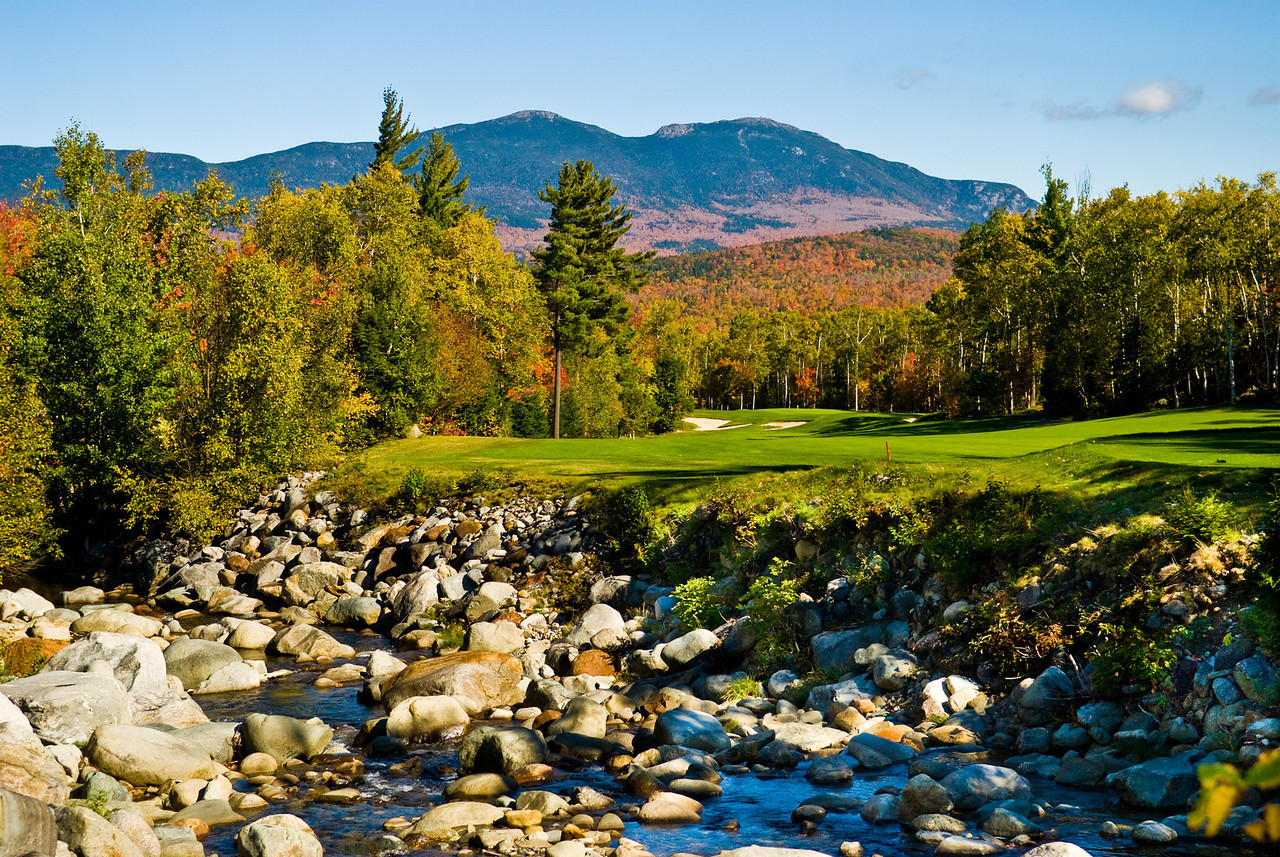 Carrabassett Corner--12th hole
