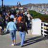 Ventura Harbor January 18, 2009. 81 degrees, sunny, and windy.