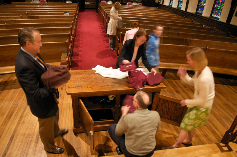 Christ Church Confirmation Class 2010   23763