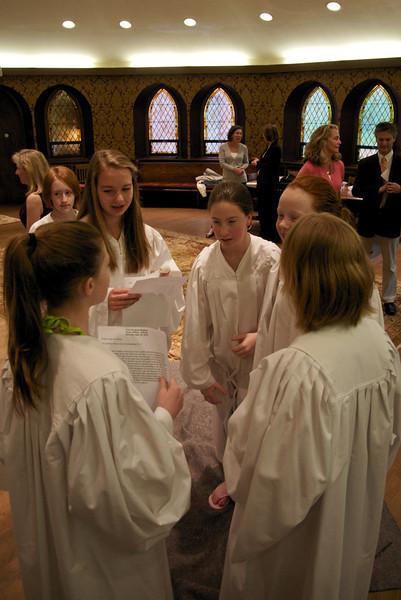 Christ Church Confirmation Class 2010   23815