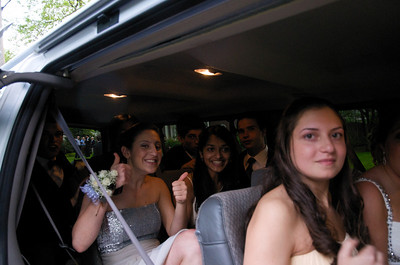 Michael, Nina  & Friends @ Sanyour 2010 Pre Prom Party