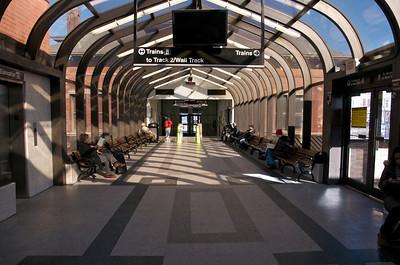 Michael's Train Station Shoot