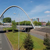 Another Sunday walk in nice weather, starting with the Hulme Arch Bridge