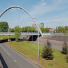 Hulme Arch Bridge, Perspective 3