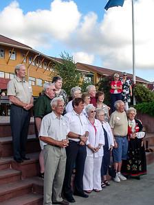 Hendrickson Family Reunion - 2008