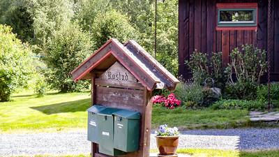Rostad Farm in Rollag - July 5, 2010