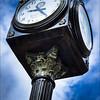 Rotary Club Clock