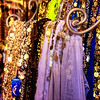 Belly dancer bling