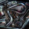 Motorcycle engine_tonemapped_Topaz_Nik