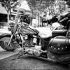 Motorcycle_tonemapped_Topaz_Nik_Bokeh_B&W