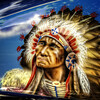 Indian chief_tonemapped_Topaz_Nik