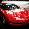 Red Corvette_Nik