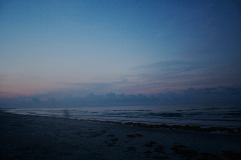Sunrise at Isle of Palms - June 2007