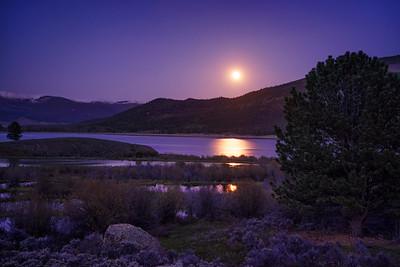 Leadville Moonrise