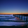 Sunset at Pacifica Pier :