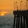 Sunset at Pacifica Pier-114