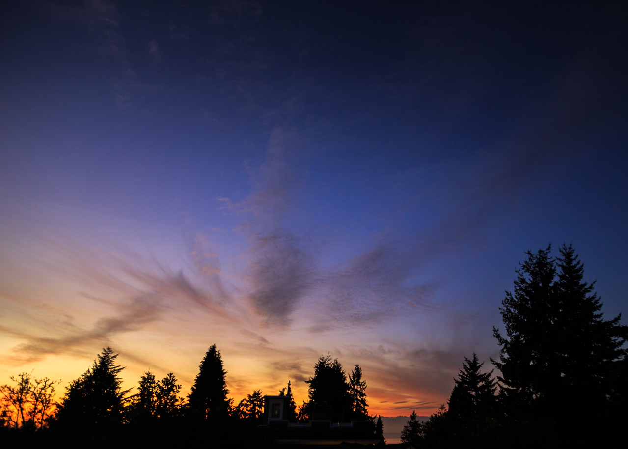 Another Pretty Seattle Sunset