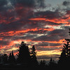 The Last Sunset of Spring 2017 - Seattle, WA