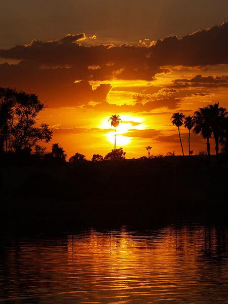 Nuclear Sunset II