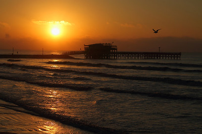 A Galveston Sunrise