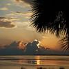 Sunset Beach near Tarpon Springs.