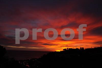 Palisades Sunset 2013