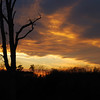 Sunset - Delmar, Delaware - 02/26/11