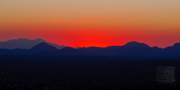 """Sonoran Rouge"", Tucson, Arizona, 11/11/10"