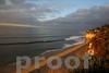 Sunrise at a beach in Southern California