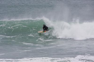 Surfing and Waves Rockaway Beach