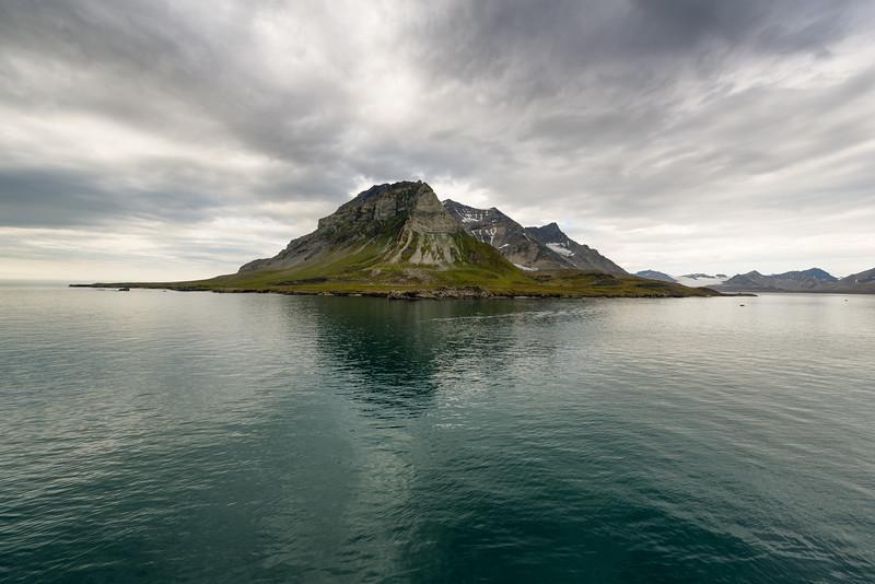 Alkhornet, Svalbard
