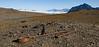 Remains of a secret German weather station on Svalbard