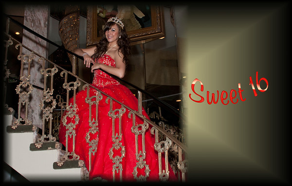 Sweet 16 Yahaira