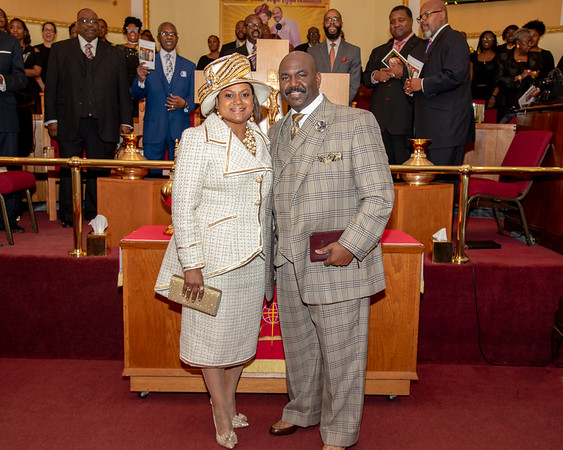 Pastor Mark C. Davis 16th Season Of Celebration