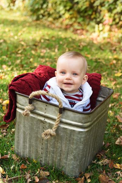 Jones Baby Portrait