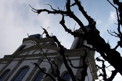 Church of St. Leodegar - Lucerne