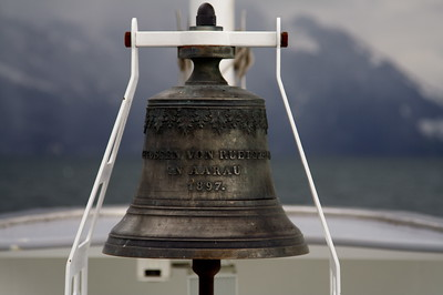 Ship's bell - Lake Lucerne