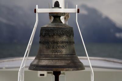 Ship's bell - Lake Lucerne