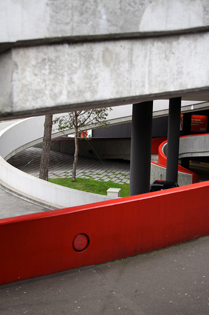 Parking structure - Zurich