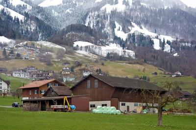 Swiss farmhouse - Interlaken