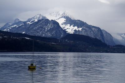 Tranquility and majesty – Interlochen, Switzerland