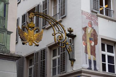 "House of Goethe - ""Old Town"", Lucerne"